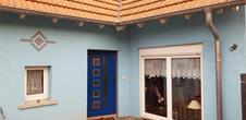Accommodation of Mr. and Mrs. Sandrock - Gîte Bleu