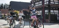 Circuit vélo : l'authentique