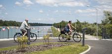 Circuit vélo : Itinéraire de découverte Gambsheim-Kilstett