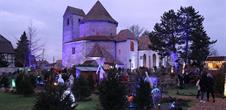 Marché de Noël des musées et des créateurs d'Ottmarsheim