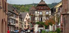 Traditions and half-timbered houses