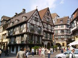 Alsace at a glance