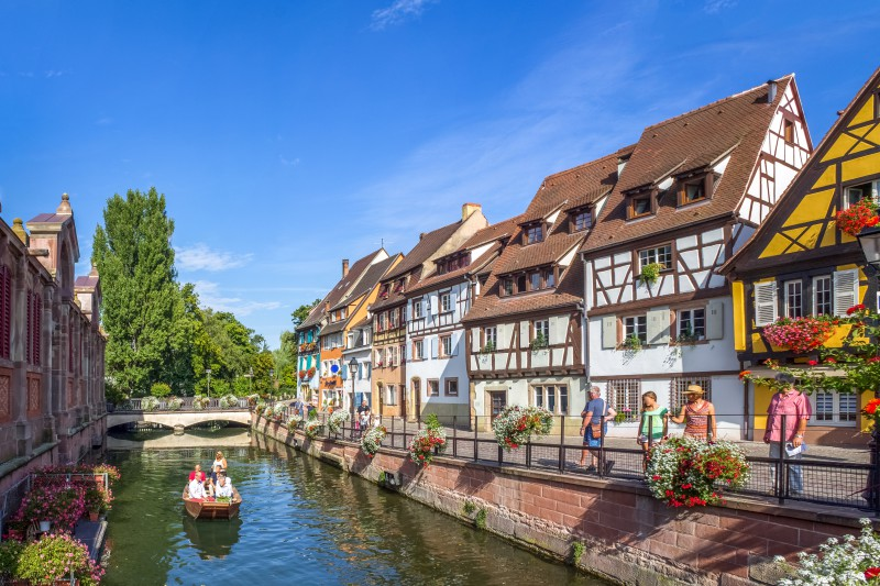 Relaxing stay in Alsace with mini cruise on the Rhine