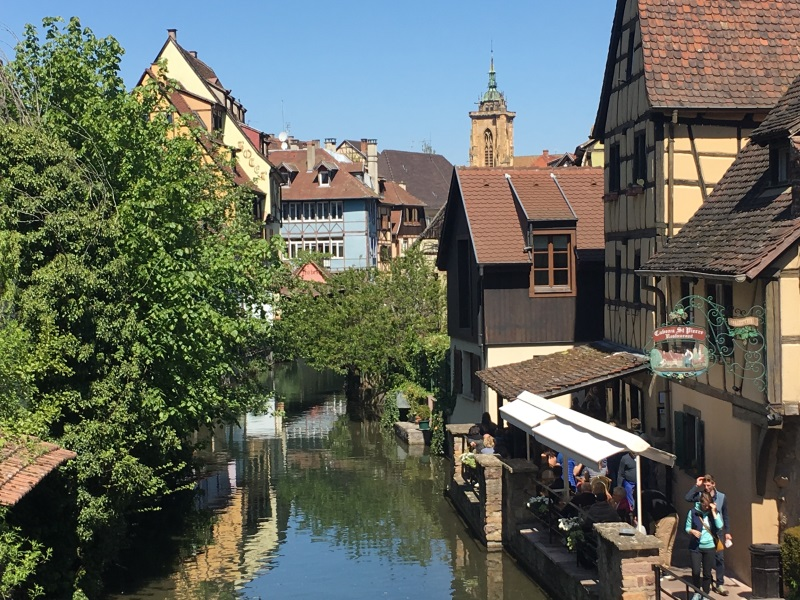 Bezaubernde Elsass Weinstrasse in 4 Etappen