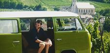 Wine tour in a vintage VW bus: Half-day tour !
