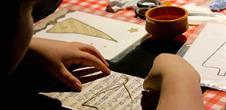 Atelier cartes de voeux