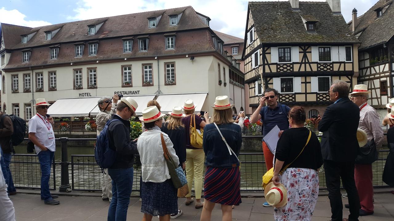 L'Échappée Bière, jeux de piste à Strasbourg