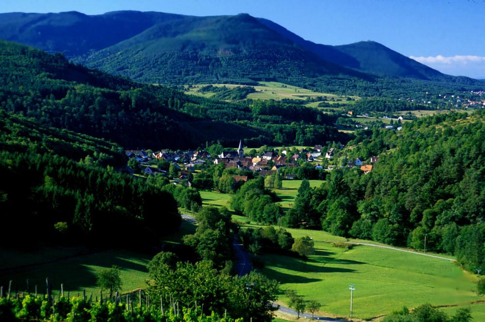 The central vosges route alsace - Office de tourisme des vosges ...