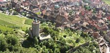 BL522 - Middeleeuwse dorpen in het hart van het wijngebied