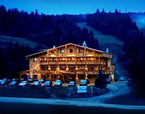 Hotel De Luxe Dans Les Vosges