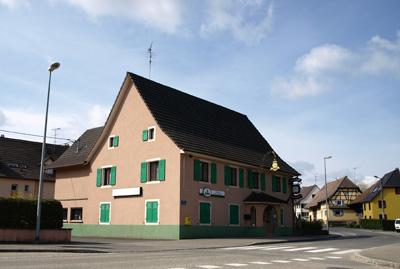 Hôtel- Restaurant au Soleil  Liebsdorf
