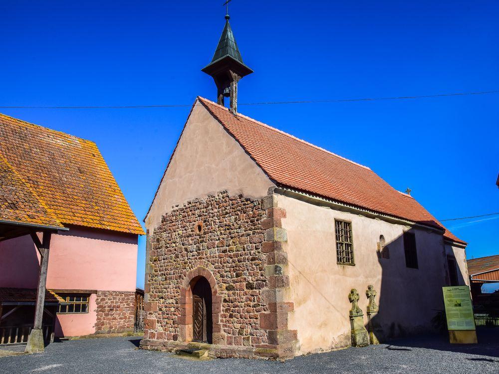 Fête de la chapelle Saint-Ulrich du Holzbad