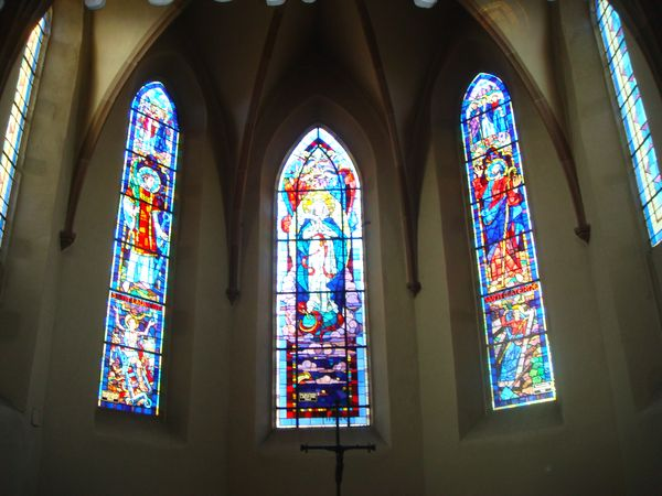 Kirche Saint-Laurent et Sixte