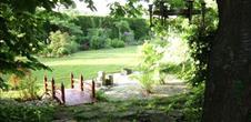 Der Garten von Paulette und Dany