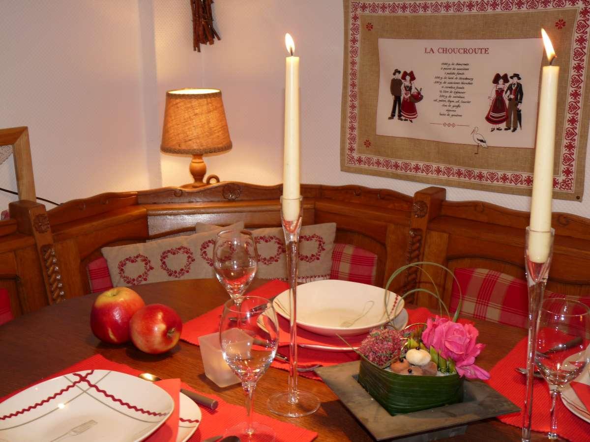 Furnished accomodation Astrid SCHMITT