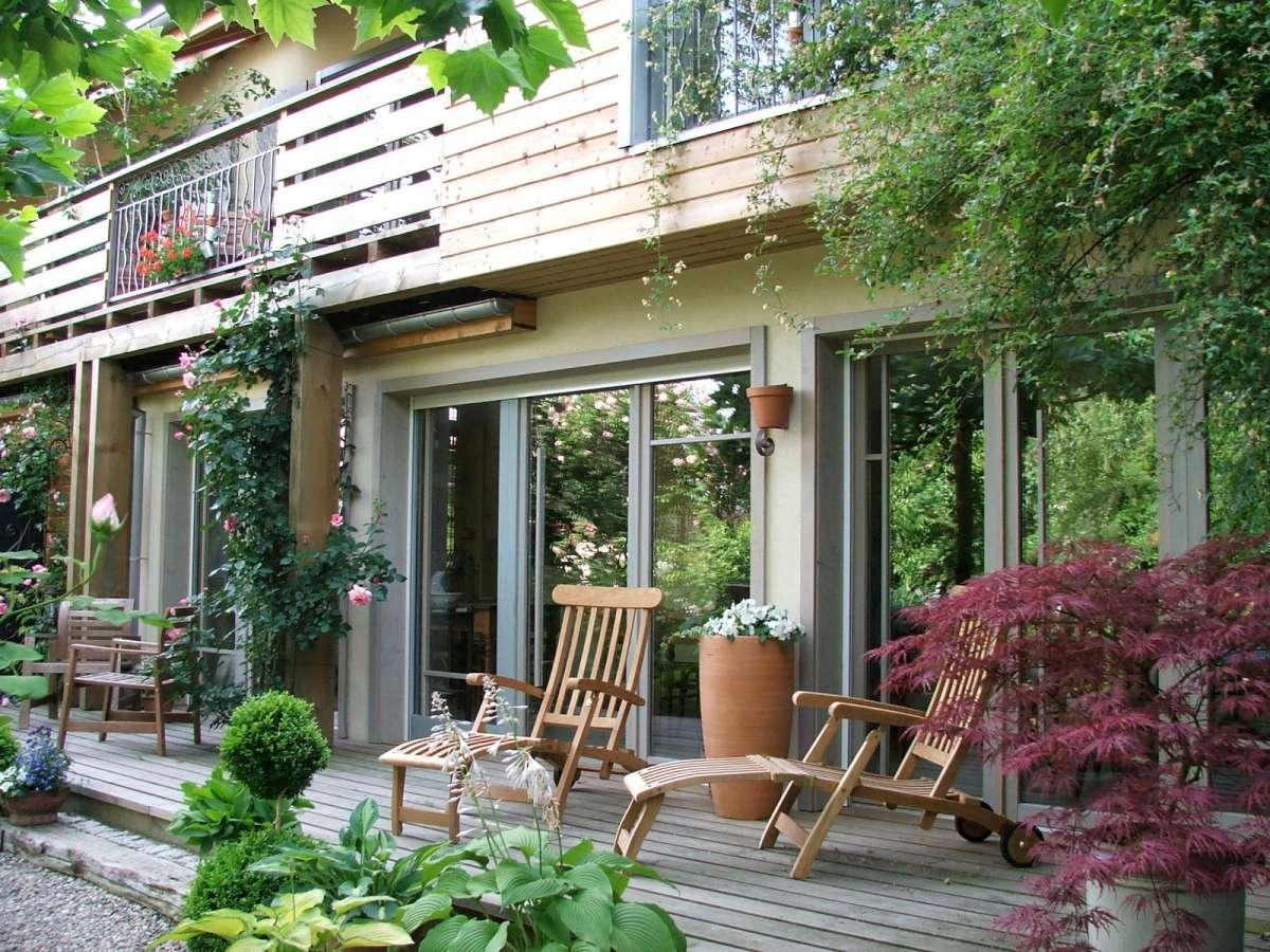 Gästezimmer - Ambiance-jardin