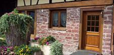 Meublé de tourisme de Annick FRITSCH - d'r Kühstall