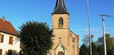 Eglise catholique classée