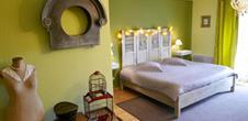 Bed and breakfast Pierrette KIENY - Ambiance-Jardin - Feuillage