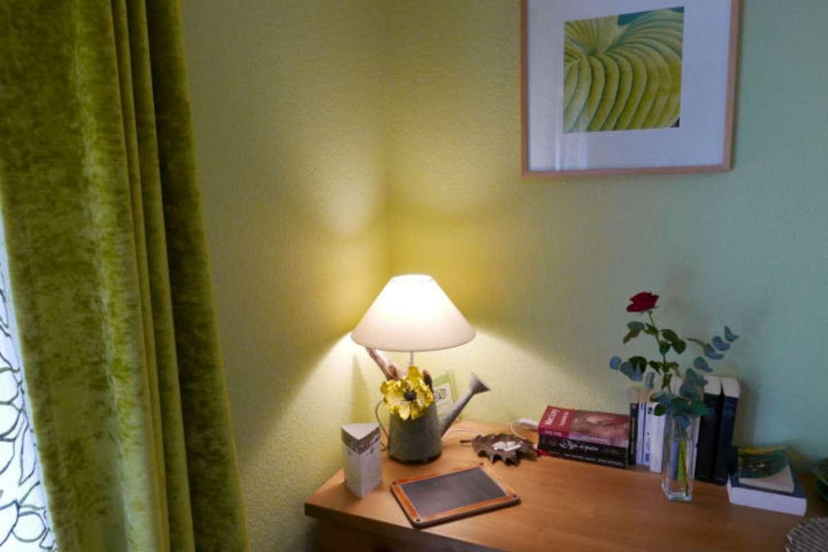 Chambre d 39 h te de pierrette kieny ambiance jardin for Ambiance jardin diebolsheim