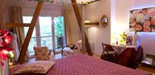 Bed and breakfast Pierrette KIENY - Ambiance-Jardin - Rose