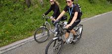 Circuit cyclable transfrontalier Marckolsheim - Sasbach a.K. - Diebolsheim