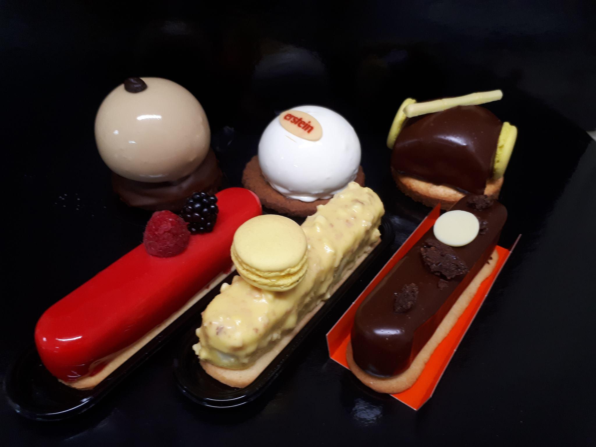 Salon de th p tisserie aux trois chocolats erstein for Salon patisserie