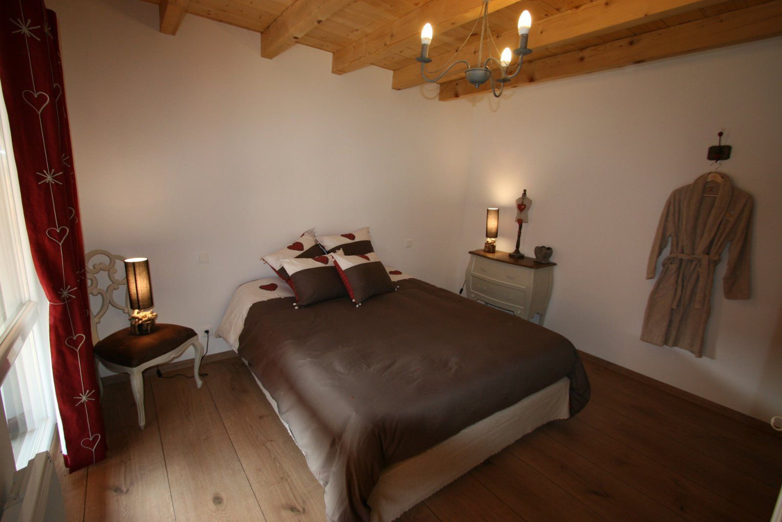 Furnished accomodation Les Authentics - Le Domaine d'Autrefois : L'écurie