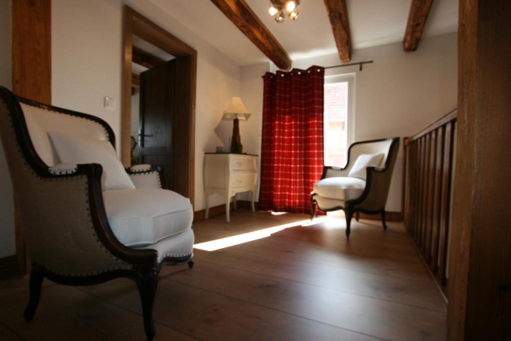 Furnished accomodation Les Authentics - Le Domaine d'Autrefois : La maison