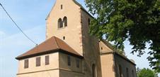 St Ludans Kirche