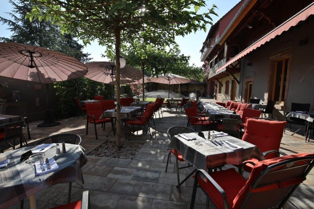 Hotel-Restaurant 'La Charrue'