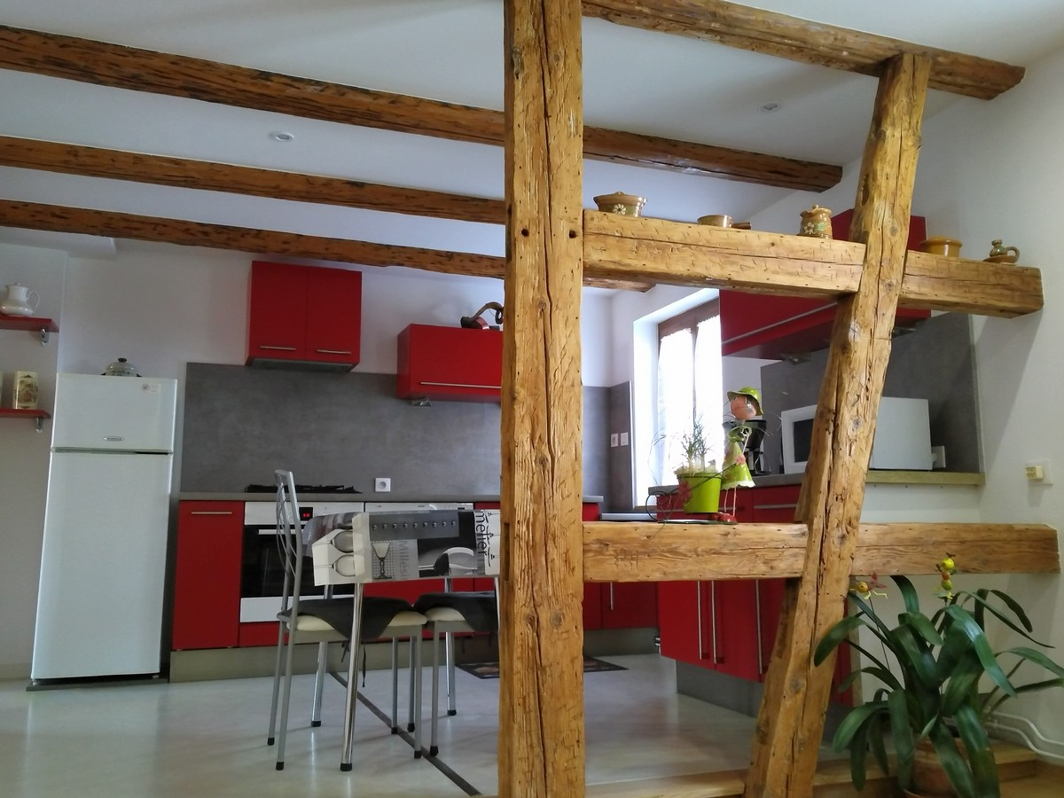 Furnished accomodation Chantal EHRHARD - Le nid des hirondelles