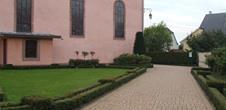 St Grégoire Kirche, in Ohnenheim