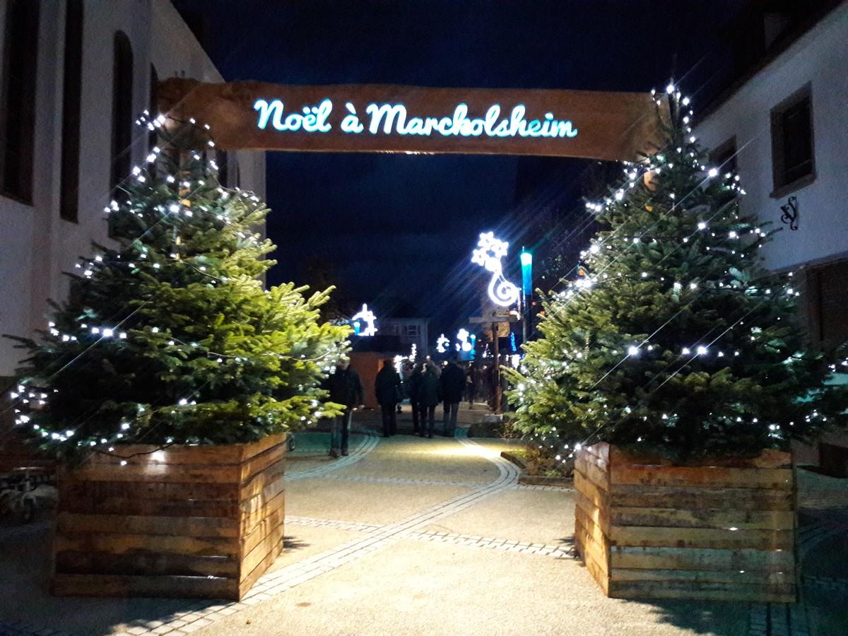 Marché de Noël traditionnel