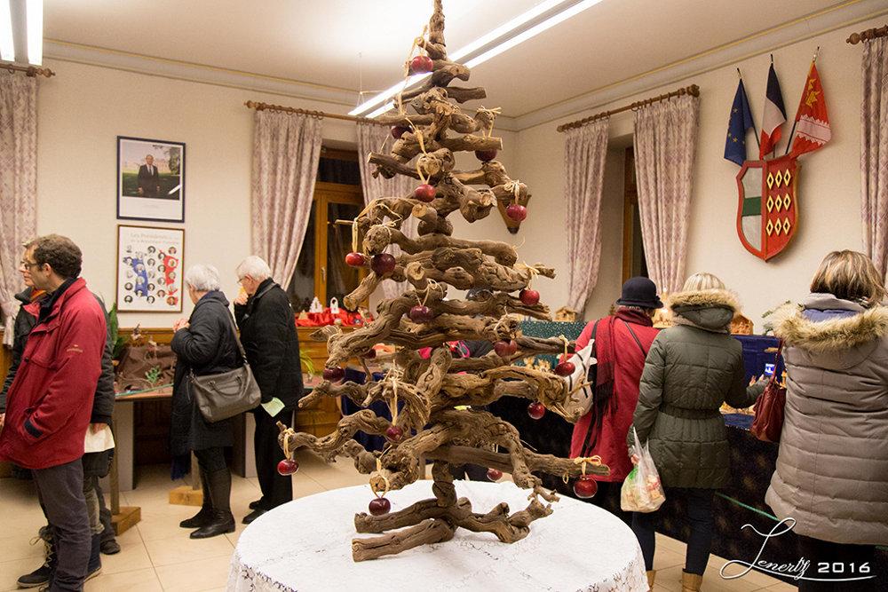 Weihnachten wie früher - Artolsheim