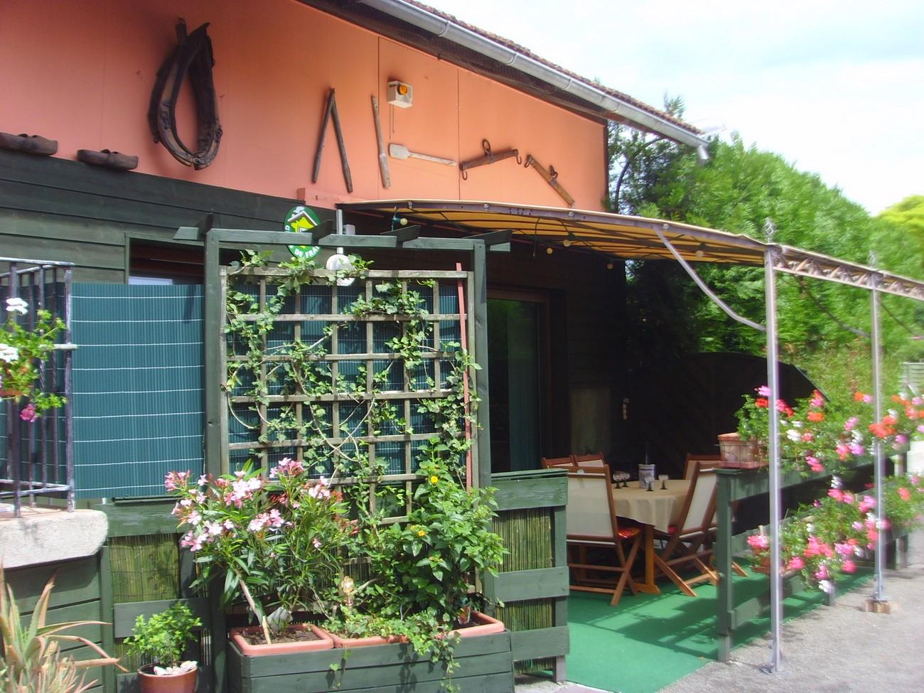 Furnished accomodation Mr Jean-Louis BURGI - le jardinier