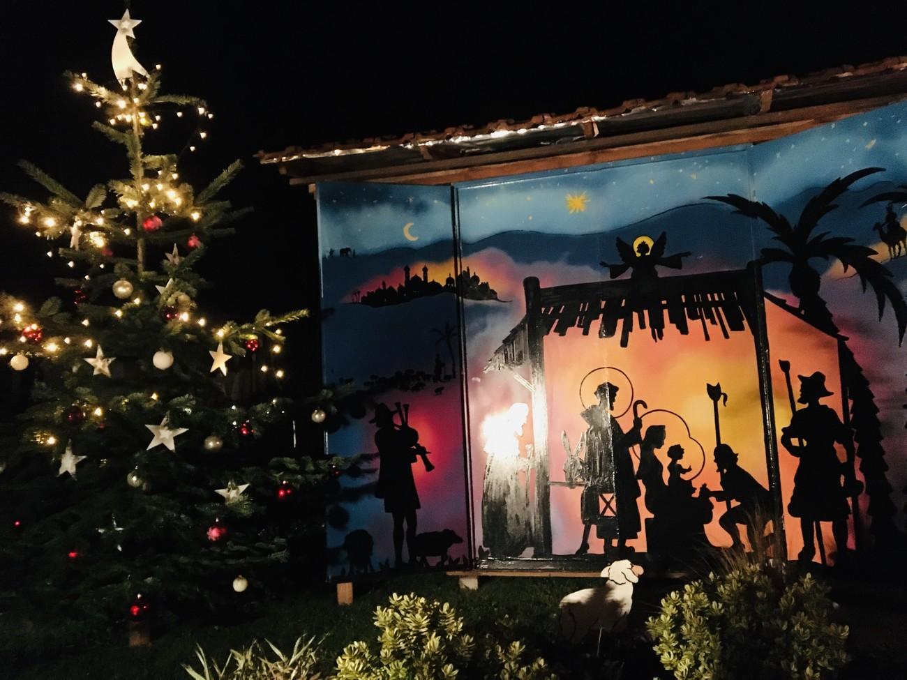 Noëlies : circuit des crèches