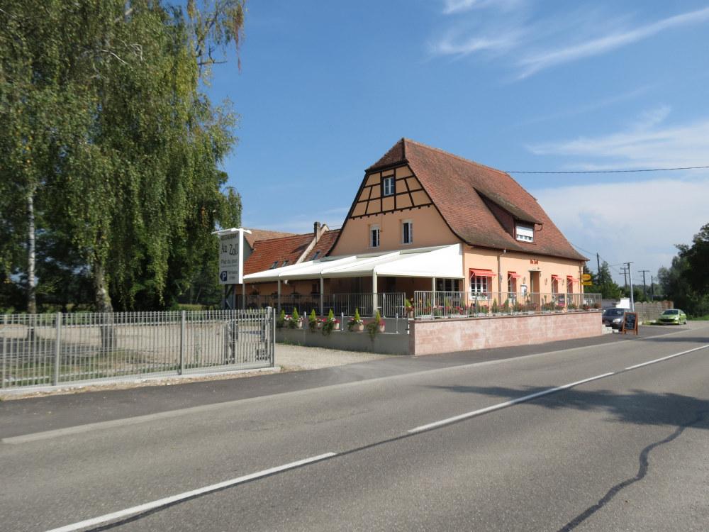 Restaurant 'Au Zoll'