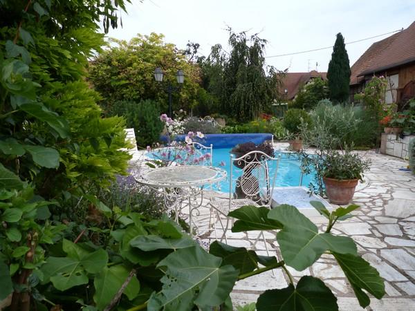 Ferienwohnung elyane wendling au jardin d 39 emilie sundhouse for Au jardin info