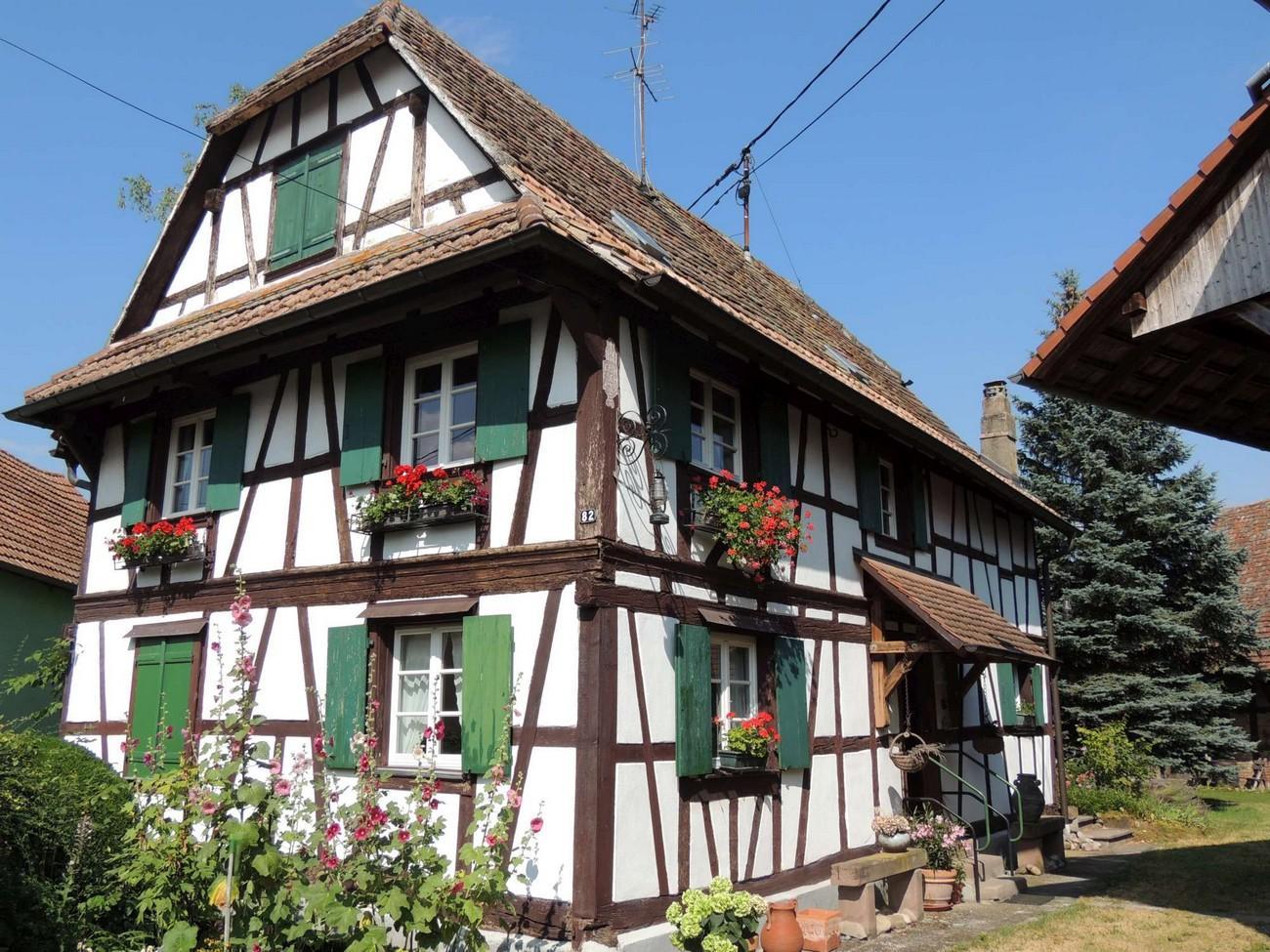 Location de vacances la maison alsacienne de laurence for Annoncesjaunes fr location maison