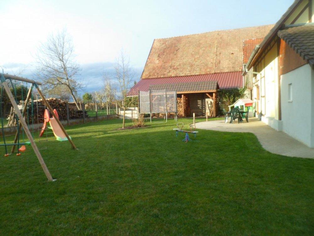 Meubl de tourisme de cindy huck la grange du bonheur for La grange du meuble