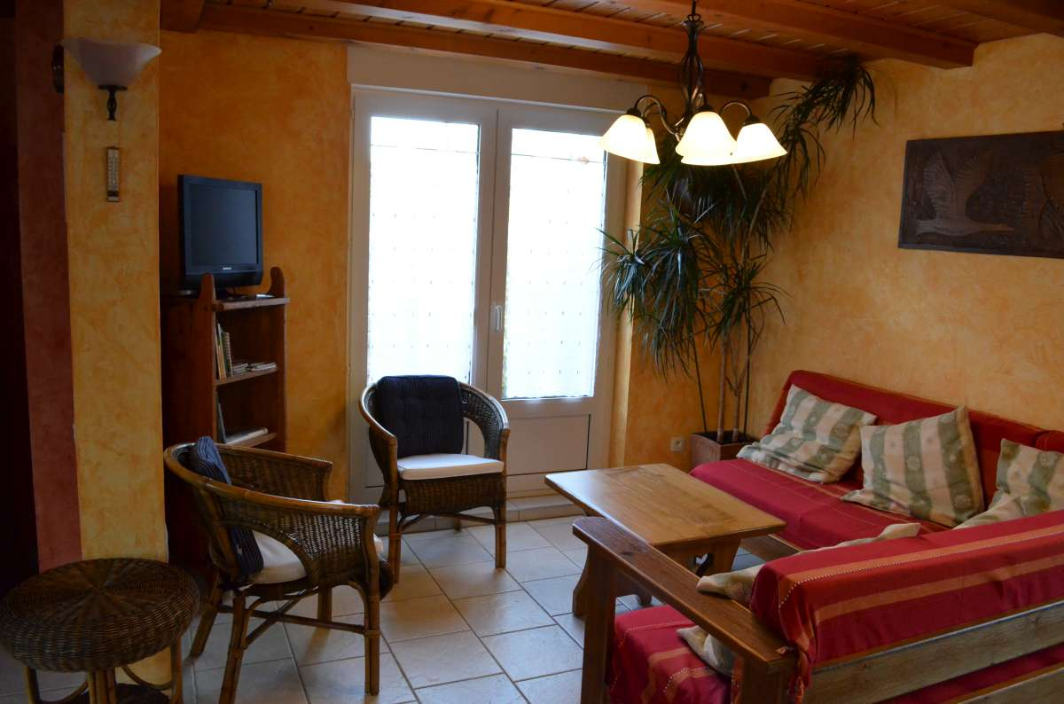 Furnished location La cancanière