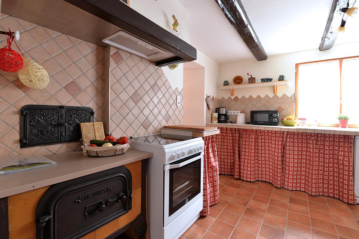 Ferienwohnung Escale en Alsace
