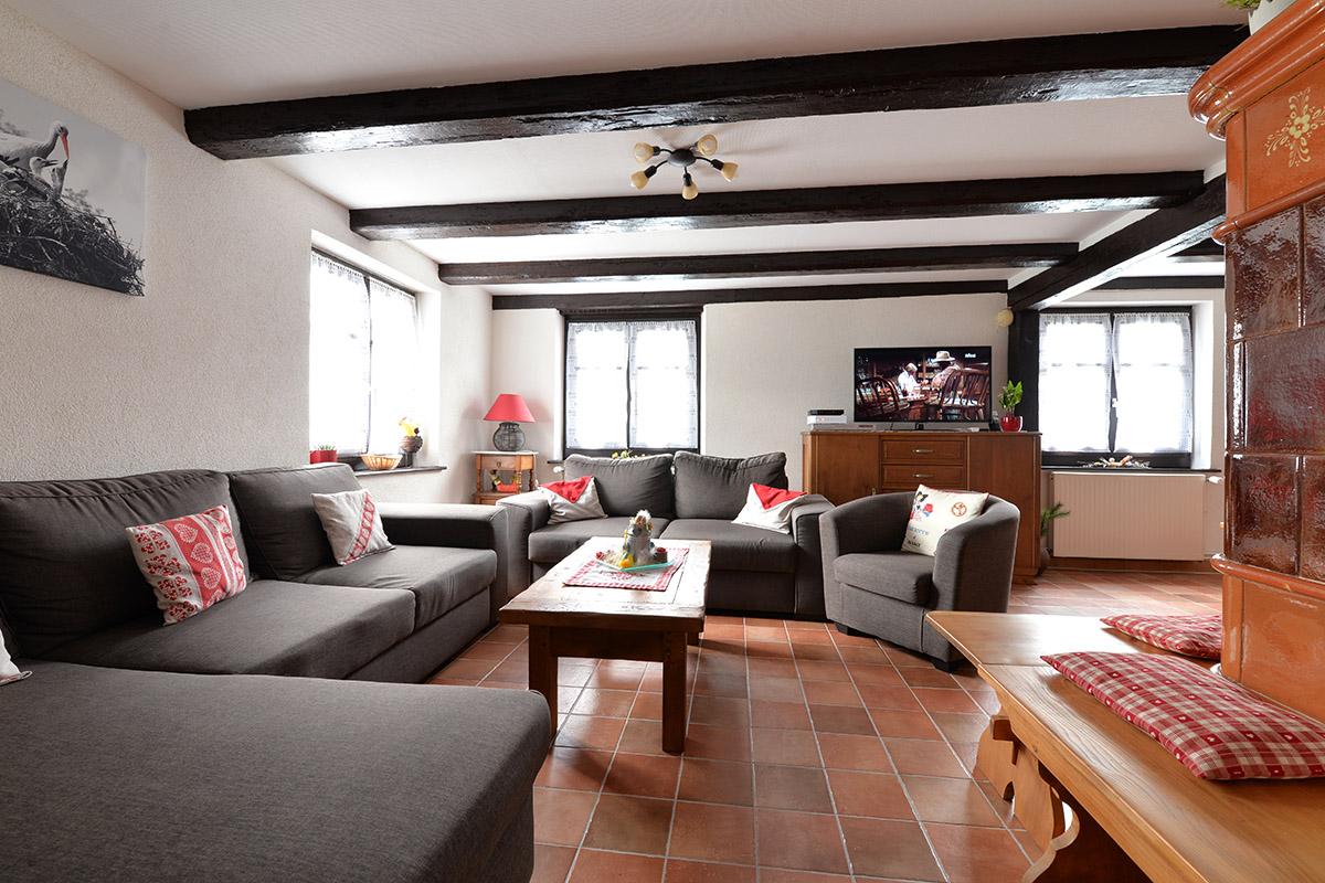 meublé de tourisme escale en alsace - kogenheim