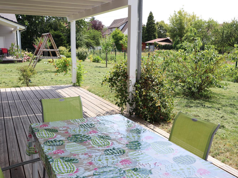 Furnished location Le jardin de Pierrot - le Kandinsky