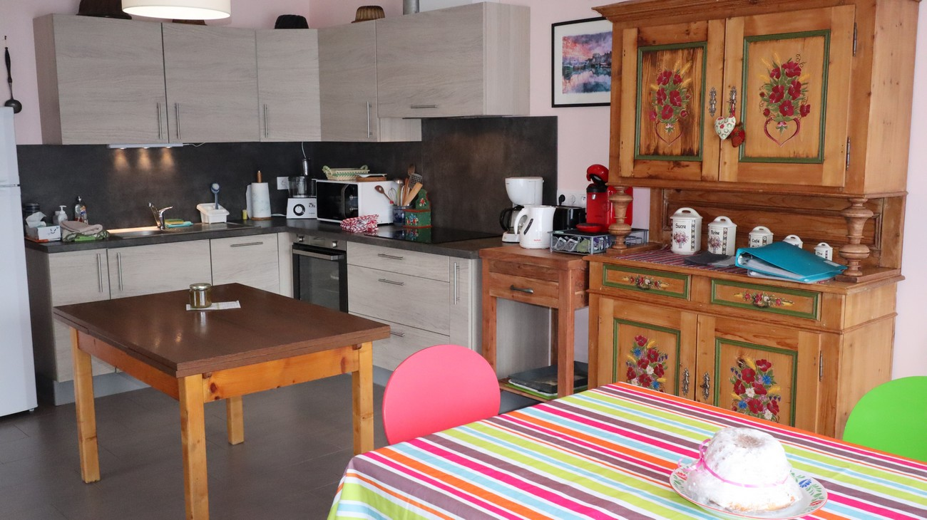 Family Accommodation Furnished Location Le Jardin De Pierrot