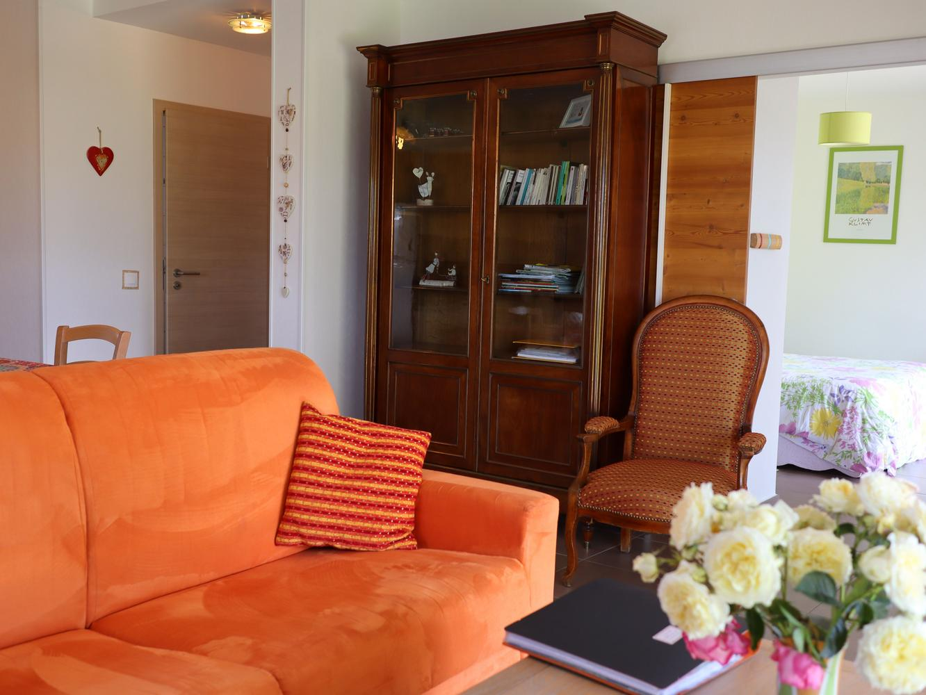 Furnished location Le jardin de Pierrot - le Klimt