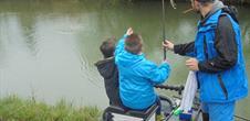 De la pêche à la ligne au casse-croute