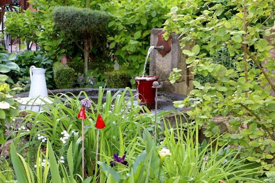 Parc et jardin ouvert de Jacqueline et René Schunck