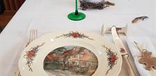 Espace Henri Loux Vaisselle traditionnelle alsacienne